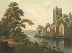 White Abbey near Limerick